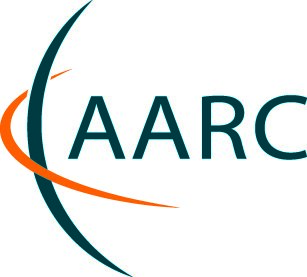 Logo of the project AARC