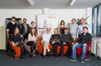 Photo: The team of DAASI International in 2017