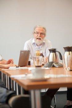 Photo: IAM expert Peter Gietz