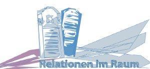 Logo: Relationen im Raum