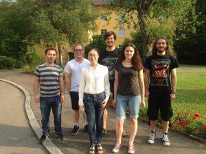 Tübinger Softwareprojekt 2017