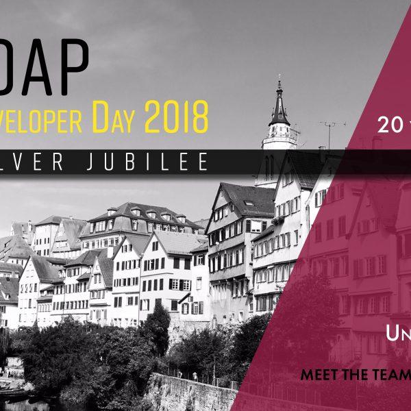 Banner OpenLDAP Developer Day – Silver Jubilee