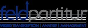 Logo: feldpartitur