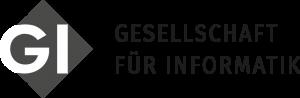 Logo: Gesellschaft für Informatik (German association for IT)