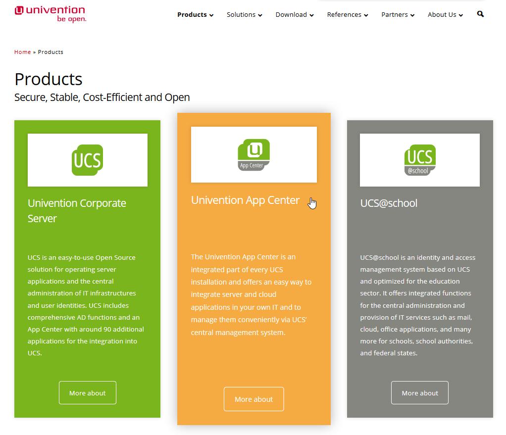 Univention_App_Center_en