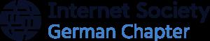 Logo: Internet Society German Chapter