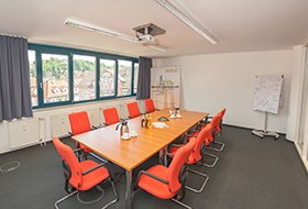 Photo: Conference room at DAASI International