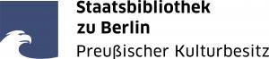 Logo: Staatsbücherei zu Berlin – Preußischer Kulturbesitz