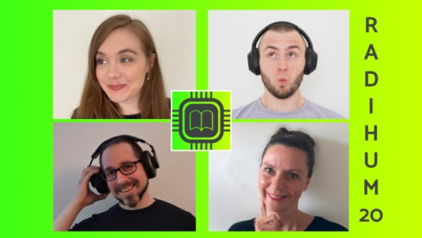 The Podcast RaDiHum 20 Team
