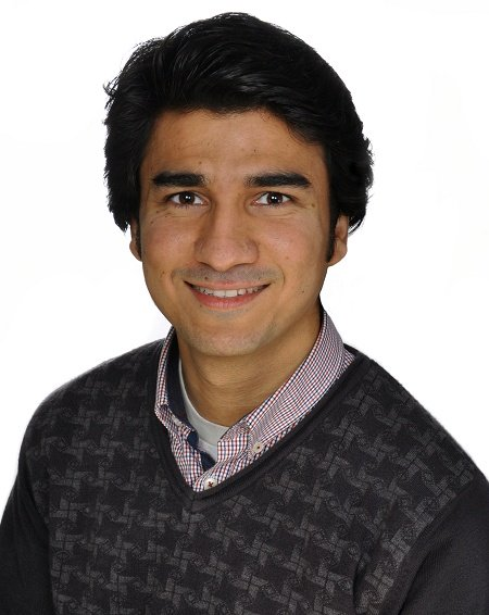 Ali Haider Webseite